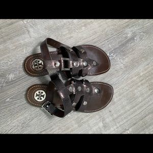 Authentic Tory Burch Sandals!